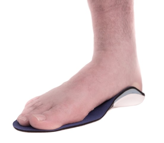 orthotics side view